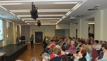 01.03.2017 r. Wykład Danuty Woś-Reda na temat: Style w sztuce.