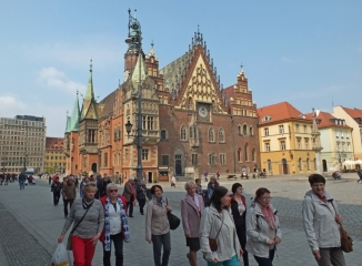 04.04.2017 r. Odbyła się wycieczka do Muzeum Pana Tadeusza we Wrocławiu, którą zorganizowała nasza koleżanka Teresa Markiewicz.