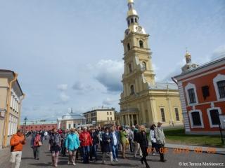 07.06.2018 r. Zwiedzanie Petersburga.