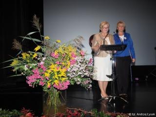 07.10.2020 r.  Rozpoczęcie nowego roku Akademickiego OUTW odbyło się w sali widowiskowej MOKiS-u w Oleśnicy.