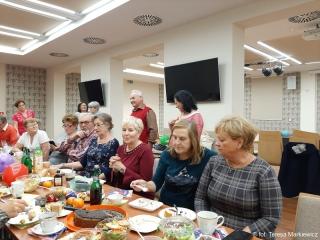 10.12.2019 r. Sekcja taneczna zorganizowała na zakończenie roku spotkanie świąteczne.