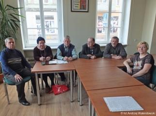 11.04.2017 r. Zajęcia w sekcji - RADIESTEZJA i BIOENERGIOTERAPIA