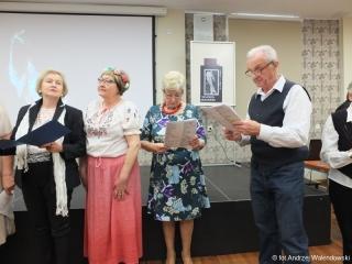 11.05.2017 r. W tym dniu odbył się Poranek Poetycki w wykonaniu słuchaczy OUTW.
