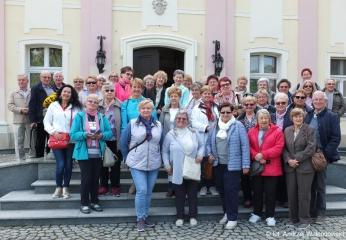 11.05.2019 r. I część zdjęć z wycieczki do Pałacu Trzebosz  (URYWKI FILMÓW Z WYCIECZKI NA STRONIE  FILMY)