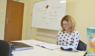12.04.2017 r. Lektorat językowy z angielskiego dla słuchaczy OUTW prowadzi Lidia Nowakowska.