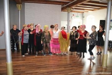 13.02.2018 r. Zajęcia taneczne w szkole tańca.