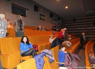 13.02.2019 r. Miłośnicy opery spotkali się w sali widowiskowej MOKiS na operze  LA  GAZZETTA  - Gioocchino Rossiniego.