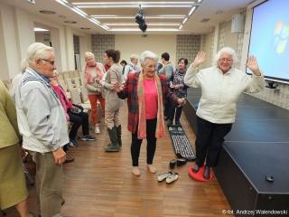 15.05.2019 r. Spotkanie sympatyków sekcji zdrowia i urody na pokazie sprzętu rehabilitacyjnego nie tylko stóp.