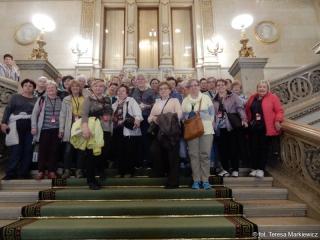 17.05.2019 r. I dzień wycieczki do Wiednia