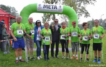 17.09.2017 r. Odbyły się VII Przełajowe Mistrzostwa Dolnego Śląska w Nordic Walking, w których brała udział grupa słuchaczy OUTW.