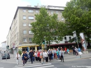 18.05.2019 r. II dzień wycieczki słuchaczy OUTW do Wiednia