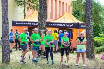 18.07.2021 r. Odbyly się  zawody Nordic Walking w Wągrowcu w ktorych udzial brała reprezentacja sluchaczy OUTW.