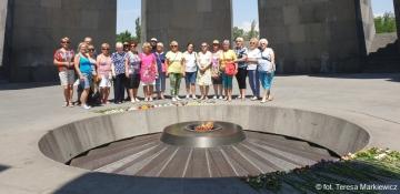 19.06.2019 r. III dzień wycieczki do Armenii.