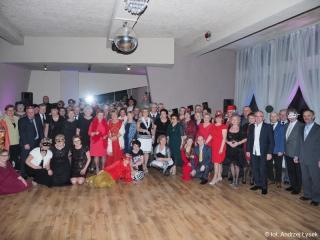 20.02.2020 r. W restauracji przy hotelu Perła słuchacze UTW z Oleśnicy  bawili się na zabawie karnawałowej.