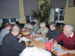 21.01.2020 r. Kolejne spotkanie sekcji pomocy koleżeńskiej.