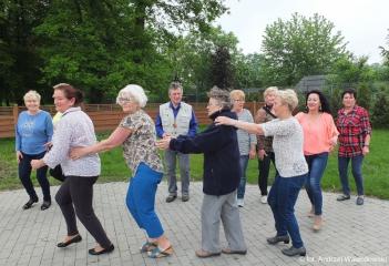 22.05.2019 r. Wspólne biesiadowanie i zabawa słuchaczy UTW Z Sycowa i Oleśnicy