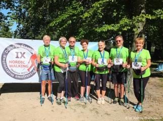 22.09.2019 r. Odbyły się IX Przełajowe Mistrzostwa Dolnego Śląska w Nordic Walking w Oleśnicy.