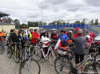 23.09.2018 r. Odbył się XX Rajd rowerowy w którym nie zabrakło słuchaczy OUTW.