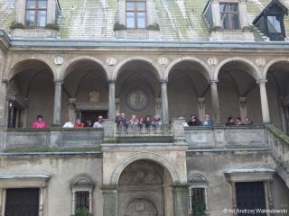 25.03.2017 r. Zwiedzanie renesansowego zamku w Gołuchowie, położonego w rozległym parku z jedynym w Polsce Muzeum Leśnictwa.