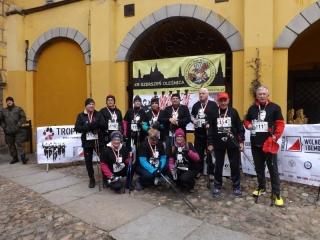 26.02.2017 r. Nordic Walking na dystansie 1963 m .