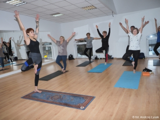 26.02.2029 r. Odbyły się zajęcia w sekcji  Yoga.