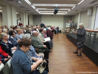 26.04.2017 r. Odbyło się walne zgromadzenie słuchaczy UTW na którym dokonano wyborów uzupełniających do zarządu. W jego skład weszła Bożena Bolibrzuch.
