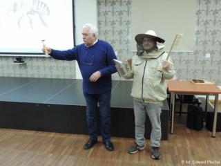 27.02.2020 r.  Członkowie sekcji regionalnej spotkali się z  p. Stanisławem Szmitkowskim, który zapoznał zebranych o rodzajach i  właściwościach zdrowotnych miodów.