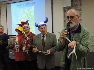 30.10.2019 r. W wykładzie p. Grabowski w swoich opowieściach wybrał się z nami w podróż po Szwecji, Finlandii, Norwegii zapoznając z zabytkami, przyrodą, tradycją i obyczajami  tych państw.