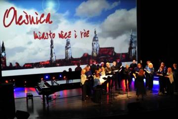 31.01.2020 r. OUTW na koncercie Oleśnica Oleśniczanom.