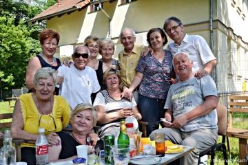 31.05.2017 r. Odbyła się majówka słuchaczy OUTW w Oleśnicy przy ulicy Brzozowej.