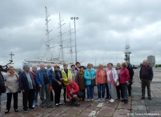 08.09.2017 r. II Dzień wycieczki - zwiedzanie: Gdańska, Oliwy, Westerplatte, Gdyni i Sopotu.